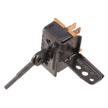 Heater Or Air Conditioner Switch
