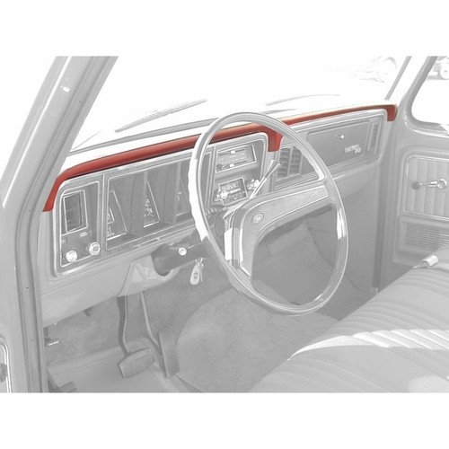 Original Style Molded Dash Pad