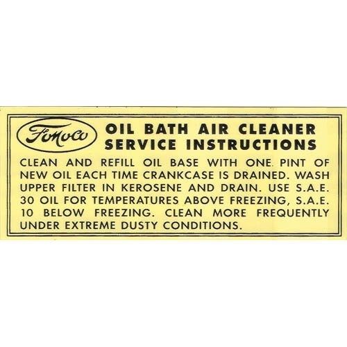 Oil Bath ACD