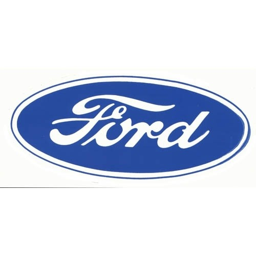 Ford® Oval Decals