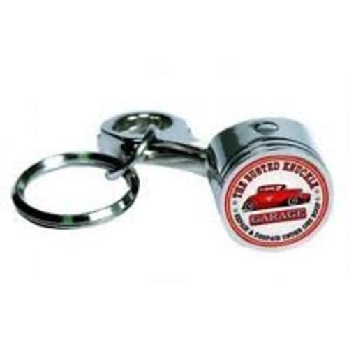 Piston Key Ring