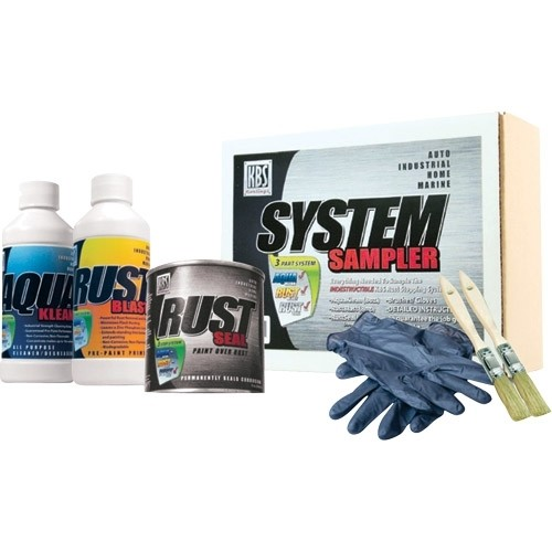 RustBlast System Sampler Kit