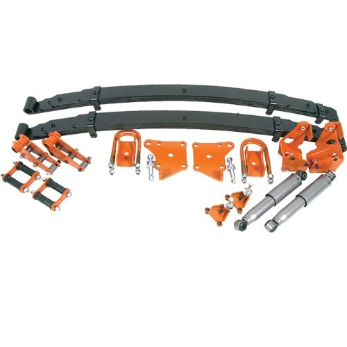 Rear Leaf Spring Conversion Kit
