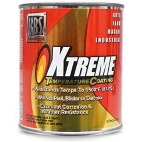 KBS Xtreme Temperature Paint