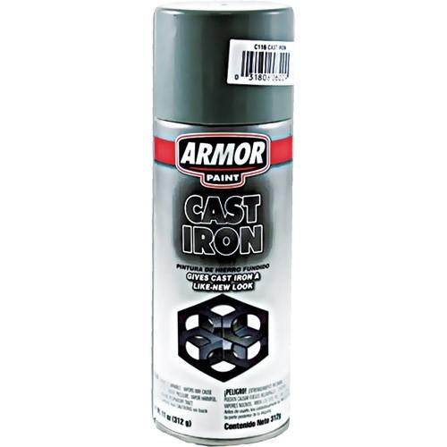 Cast Iron Gray Spray Paint